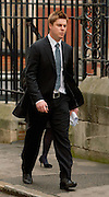 London, United Kingdom - 22 November 2011.Manager of football team Chorley and former footballer with Blackburn Rovers, Garry Flitcroft. Witnesses arrive for hearings for the Leveson Enquiry into allegations of phone hacking by the media. Royal Courts of Justice, Charing Cross, London, England, UK..Copyright: ©2011 Equinox Licensing Ltd. +448700 780000 - Contact: Equinox Features - Date Taken: 20111122 - Time Taken: 131044+0000 - www.newspics.com