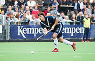 AMSTELVEEN -  Lukas Sutorius (Pinoke)   Play Outs Hockey hoofdklasse. Pinoke-Nijmegen (1-1) . Pinoke wint de shoot outs en blijft in de hoofdklasse. COPYRIGHT KOEN SUYK