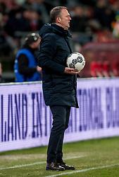 19-01-2018 NED: FC Utrecht - AZ Alkmaar, Utrecht<br /> Coach John van den Brom