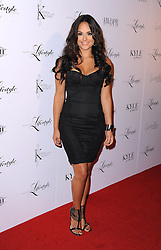 """Pia Toscano attends the """"Beverly Hills Lifestyle"""" Fall 2012 Issue Launch Party at KYLE by Alene Too,  Thursday September 28, 2012. Photo By Simon Taylor / i-Images."""