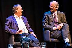 Sir John Curtice & Michael Crick Interviewed on the Fringe Festival, Edinburgh, 8 August 2019