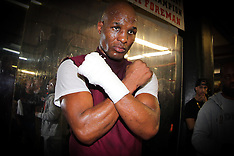 March 5, 2013: Bernard Hopkins vs Tavoris Cloud Workouts