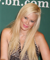 Oct. 22, 2013 - New York, New York, U.S. - Former adult film star JENNA JAMESON promotes her new book 'Sugar' at Barnes and Noble Fifth Avenue Store. (Credit Image: © Nancy Kaszerman/ZUMAPRESS.com)