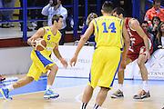 DESCRIZIONE : Porto San Giorgio Lega serie A 2013/14  Sutor Montegranaro Varese<br /> GIOCATORE : Cinciarini Daniele<br /> CATEGORIA : controcampo palleggio<br /> SQUADRA : Sutor Montegranaro<br /> EVENTO : Campionato Lega Serie A 2013-2014<br /> GARA : Sutor Montegranaro Pallacanestro Varese<br /> DATA : 23/11/2013<br /> SPORT : Pallacanestro<br /> AUTORE : Agenzia Ciamillo-Castoria/M.Greco<br /> Galleria : Lega Seria A 2013-2014<br /> Fotonotizia : Porto San Giorgio  Lega serie A 2013/14 Sutor Montegranaro Varese<br /> Predefinita :