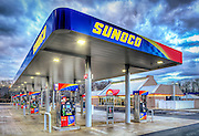 Sunoco gas station on I95