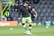 Forest Green Rovers Liam Shephard(2) during the EFL Sky Bet League 2 match between Forest Green Rovers and Scunthorpe United at the New Lawn, Forest Green, United Kingdom on 7 December 2019.