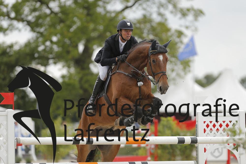Andersen, Lars Bak, Carinjon<br /> Ehlersdorf - Ehlersdorfer Turniertage 2014<br /> Grosser Preis<br /> © www.sportfotos-lafrentz.de/ Stefan Lafrentz