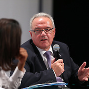 04 June 2015 - Belgium - Brussels - European Development Days - EDD - Closing Panel - From development aid to international Cooperation - Neven Mimica , EU Commissioner for International Cooperation and Development © European Union