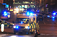 Manchester Arena incident - 22 May 2017