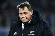 Buenos Aires (Bs. As. Province, ARGENTINA), September 29, 2018: All Blacks head coach Steve Hansen from New Zealand during the International rugby match during the Rugby Championship between Argentina v New Zealand at José Amalfitani Stadium, on Saturday, September 29, 2018 in Buenos Aires, Argentina.<br /> Copyright photo: Pablo A. Gasparini / www.photosport.nz