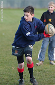 Gloucester Rugby Camp at Oxtalls School. 14-2-2006. Action Pictures