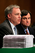 US Senate Hearing of witnesses from Goldman Sachs. Chief Finance Officer David A. Viniar.