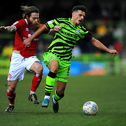 Forest Green Rovers v Walsall