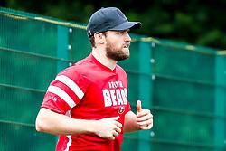 Luke Morahan in action as Bristol Bears train and prepare for the 2018/19 Gallagher Premiership Rugby Season - Mandatory by-line: Robbie Stephenson/JMP - 16/07/2018 - RUGBY - Clifton Rugby Club - Bristol, England - Bristol Bears Training