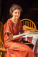 "Michelle Eugene in Owen Davis's ""The Detour"" at Metropolitan Playhouse."