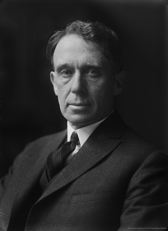 Cale Young Rice, American Poet and Playwright, 1923