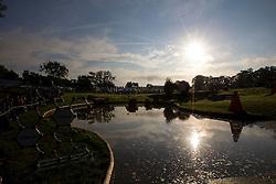 Overview - Eventing Cross - Alltech FEI World Equestrian Games™ 2014 - Normandy, France.<br /> © Hippo Foto Team - Leanjo De Koster