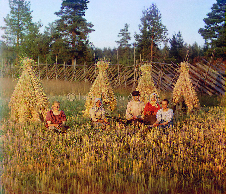 Sergey Mikhaylovich Prokudin-Gorsky 1863 – 1944, Russian photographer. He is known for his pioneering work in colour photography of early 20th-century Russia