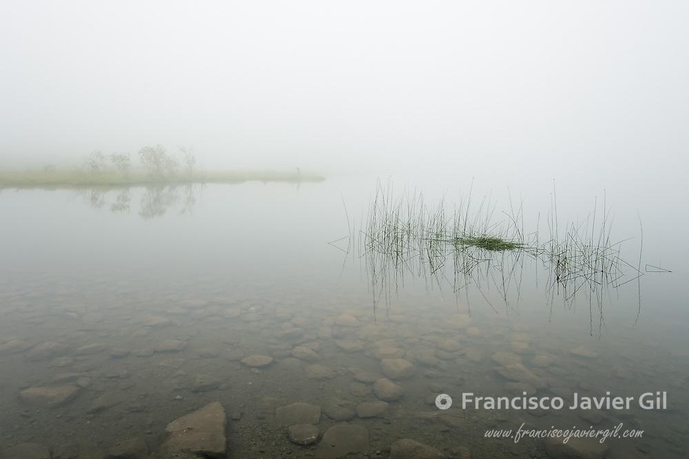 Lake of the Ercina, Lagos de Covadonga, Asturias, Spain
