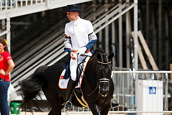 Minderhoud Hans Peter, NED, Glock's Dream Boy<br /> World Equestrian Games - Tryon 2018<br /> © Hippo Foto - Sharon Vandeput<br /> 15/09/2018