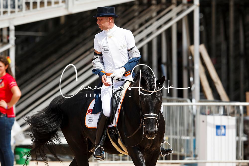 Minderhoud Hans Peter, NED, Glock's Dream Boy<br /> World Equestrian Games - Tryon 2018<br /> © Hippo Foto - Sharon Vandeput<br /> 15/09/2018