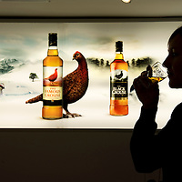 The Famous Grouse Experience new Taste Experience .<br /> Picture by Graeme Hart.<br /> Copyright Perthshire Picture Agency<br /> Tel: 01738 623350  Mobile: 07990 594431