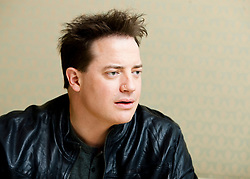 Jan 08, 2010 - Los Angeles, California, USA - Actor BRENDAN FRASER at the Los Angeles photo call of the film 'Extraordinary Measures.' (Credit Image: © Leo Rigah/StarlitePics/Keystone Canada/ZUMA Press)