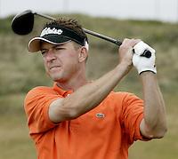 NOORDWIJK - Niels Kraaij. Stern Open (Nationaal Open) op de Noordwijkse GC . Foto Koen Suyk