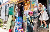 Koningin Maxima in Ethiopie voor VN - Dag 2