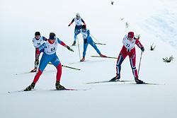 MILENINA Anna, RUS, OLSEN Anne Karen, NOR at the 2014 IPC Nordic Skiing World Cup Finals - Sprint