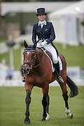 FIGARO VAN HET BROEKXHOF ridden by Jodie Amos at Bramham International Horse Trials 2016 at Bramham Park, Bramham, United Kingdom on 9 June 2016. Photo by Mark P Doherty.
