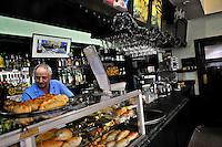 Bar Restaurant of San Telmo, Buenos Aires, Argentina Image by Andres Morya