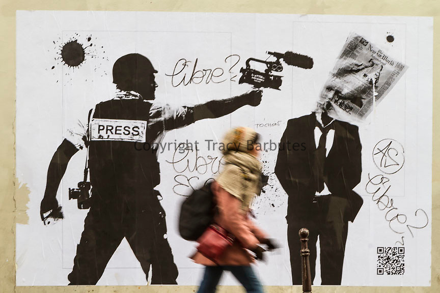 Free Press? Paris, France