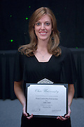 1890525th Annual Leadership Awards Gala..Pepsi Ohio University Campus Leadership Scholarship..Adrienne Ott