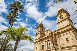 Catedral de São Sebastião na cidade de Bagé/RS. FOTO: Marcos Nagelstein/Agência Preview
