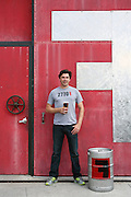 Sean Lilly Wilson, Fullsteam Brewery.