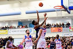 Levi Bradley of Bristol Flyers - Photo mandatory by-line: Ryan Hiscott/JMP - 17/01/2020 - BASKETBALL - SGS Wise Arena - Bristol, England - Bristol Flyers v London City Royals - British Basketball League Championship