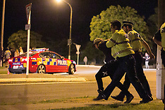 Napier - Police break up huge party
