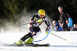 KOSTELIC Ivica of Croatia competes during Men's Slalom - Pokal Vitranc 2014 of FIS Alpine Ski World Cup 2013/2014, on March 9, 2014 in Vitranc, Kranjska Gora, Slovenia. Photo by Matic Klansek Velej / Sportida