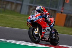June 2, 2018 - Mugello, FI, Italy - Andrea Dovizioso of Ducati Team during the qualifying  of the Oakley Grand Prix of Italy, at International  Circuit of Mugello, on June 2, 2018 in Mugello, Italy  (Credit Image: © Danilo Di Giovanni/NurPhoto via ZUMA Press)