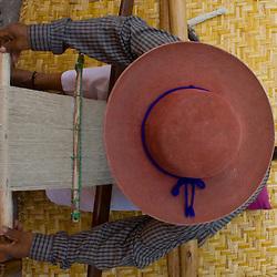 Indigenous crafts in Ecuador