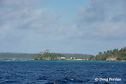 Island just south of Hunga Island, Vava'u, Kingdom of Tonga, South Pacific