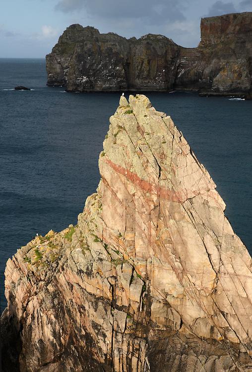Tory Island coast , Ireland