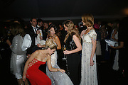 HOFIT GOLAN,?  AUDREY RAIMBAULT, ALESSANDRA FRANZI, The Red Cross London Ball, The Room by the River: 99 Upper Ground, Waterloo, London, SE1. 21 November 2007. -DO NOT ARCHIVE-© Copyright Photograph by Dafydd Jones. 248 Clapham Rd. London SW9 0PZ. Tel 0207 820 0771. www.dafjones.com.
