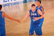 DESCRIZIONE : Bormio Torneo Internazionale Maschile Diego Gianatti Italia Francia <br /> GIOCATORE : Valerio Amoroso <br /> SQUADRA : Nazionale Italia Uomini Italy <br /> EVENTO : Raduno Collegiale Nazionale Maschile <br /> GARA : Italia Francia Italy France <br /> DATA : 02/08/2008 <br /> CATEGORIA : Esultanza <br /> SPORT : Pallacanestro <br /> AUTORE : Agenzia Ciamillo-Castoria/S.Silvestri <br /> Galleria : Fip Nazionali 2008 <br /> Fotonotizia : Bormio Torneo Internazionale Maschile Diego Gianatti Italia Francia <br /> Predefinita :