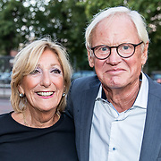 NLD/Utrecht/20170922 - Premiere documentaire A Family Quartet, Marga van Praag en partner Ben Haveman