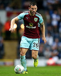 Phillip Bardsley of Burnley - Mandatory by-line: Matt McNulty/JMP - 23/08/2017 - FOOTBALL - Ewood Park - Blackburn, England - Blackburn Rovers v Burnley - Carabao Cup - Second Round