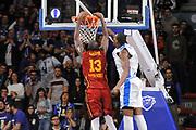 DESCRIZIONE : Eurocup Last 32 Group N Dinamo Banco di Sardegna Sassari - Galatasaray Odeabank Istanbul<br /> GIOCATORE : Stephane Lasme<br /> CATEGORIA : Schiacciata Controcampo<br /> SQUADRA : Galatasaray Odeabank Istanbul<br /> EVENTO : Eurocup 2015-2016 Last 32<br /> GARA : Dinamo Banco di Sardegna Sassari - Galatasaray Odeabank Istanbul<br /> DATA : 13/01/2016<br /> SPORT : Pallacanestro <br /> AUTORE : Agenzia Ciamillo-Castoria/C.Atzori