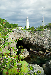 Negril's Solar Powered Lighthouse