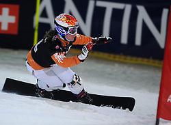 10-10-2010 SNOWBOARDEN: LG FIS WORLDCUP: LANDGRAAF<br /> Marieke Sauerbreij kwalificeert zich voor de finale<br /> ©2010-WWW.FOTOHOOGENDOORN.NL